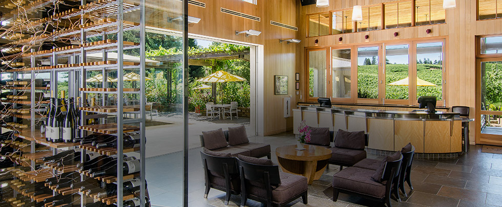 Luxury Wine Tasting Experience in Russian River Valley | Lynmar Estate