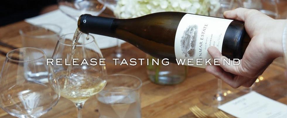 Release Tasting Weekend