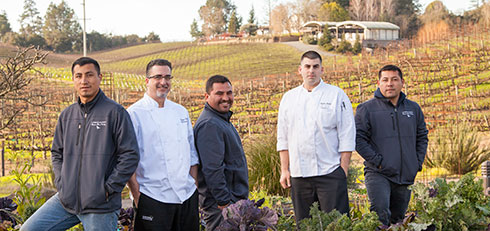 Estate Culinary Team