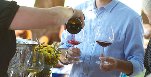Visit Wine Tasting Mobile