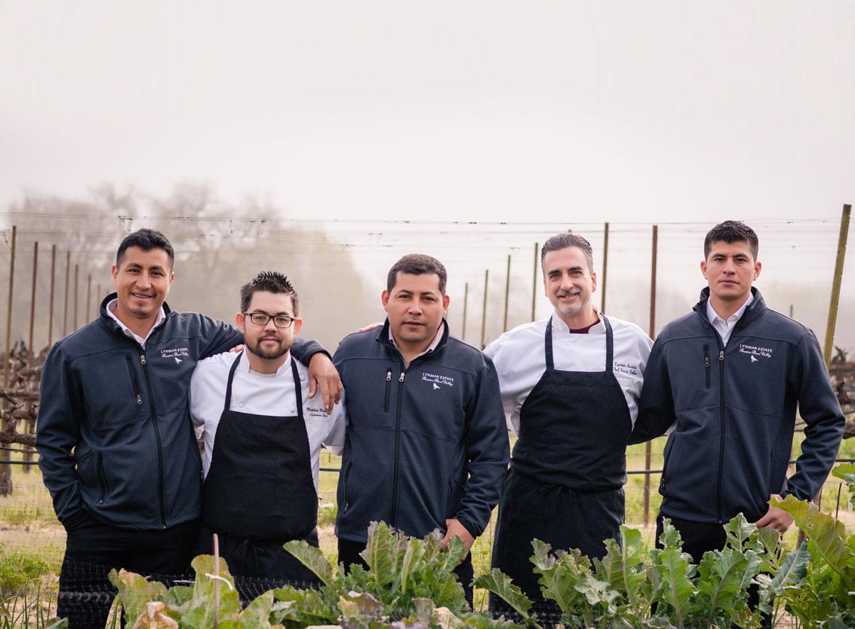 Estate Garden Team 2018
