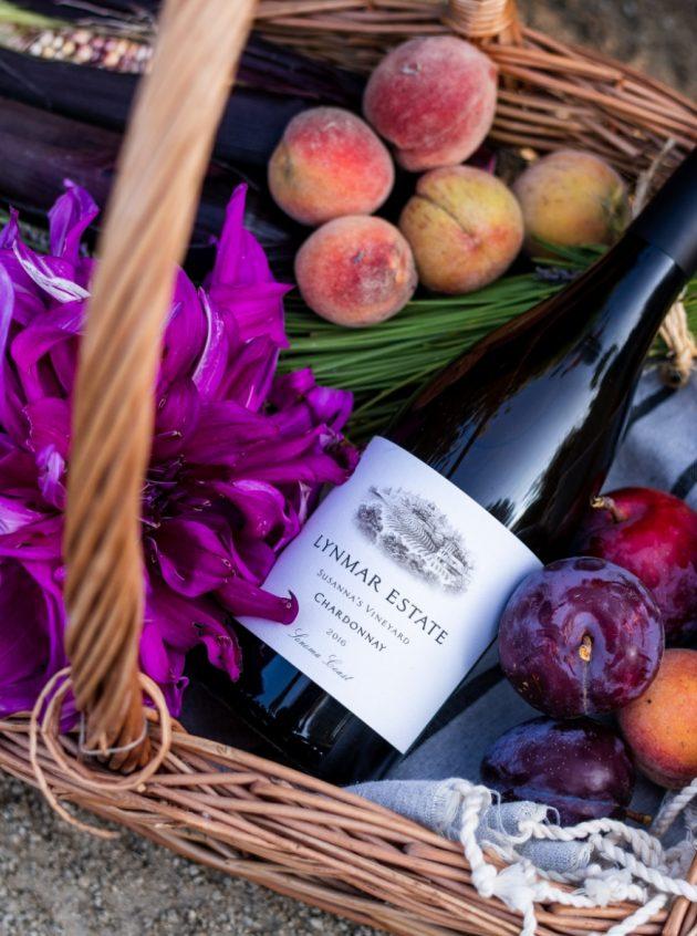 Wine basket 2x
