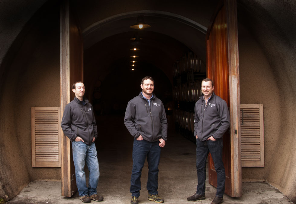 Wines Winemaking Team 2018